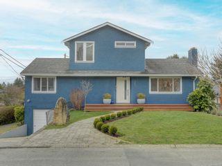 Photo 1: 3204 Frechette St in : SE Mt Tolmie House for sale (Saanich East)  : MLS®# 867293