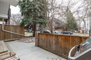 Photo 32: 1 308 14 Avenue NE in Calgary: Crescent Heights Row/Townhouse for sale : MLS®# A1101597