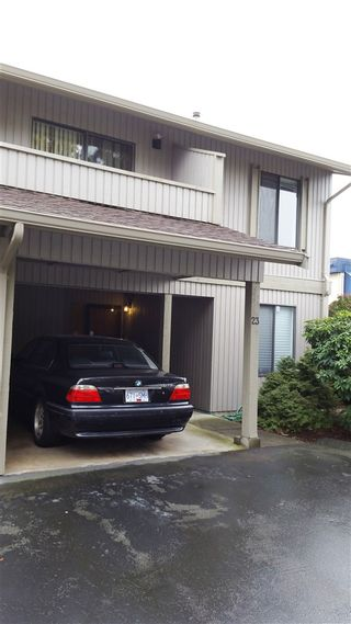 """Photo 1: 23 32858 LANDEAU Place in Abbotsford: Central Abbotsford Townhouse for sale in """"Landeau Terrace"""" : MLS®# R2031863"""