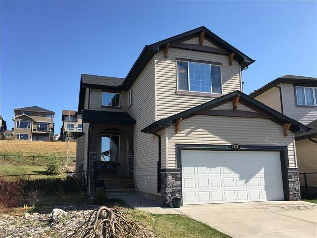 Main Photo: 188 SUNSET Close: Cochrane House for sale : MLS®# C4115906