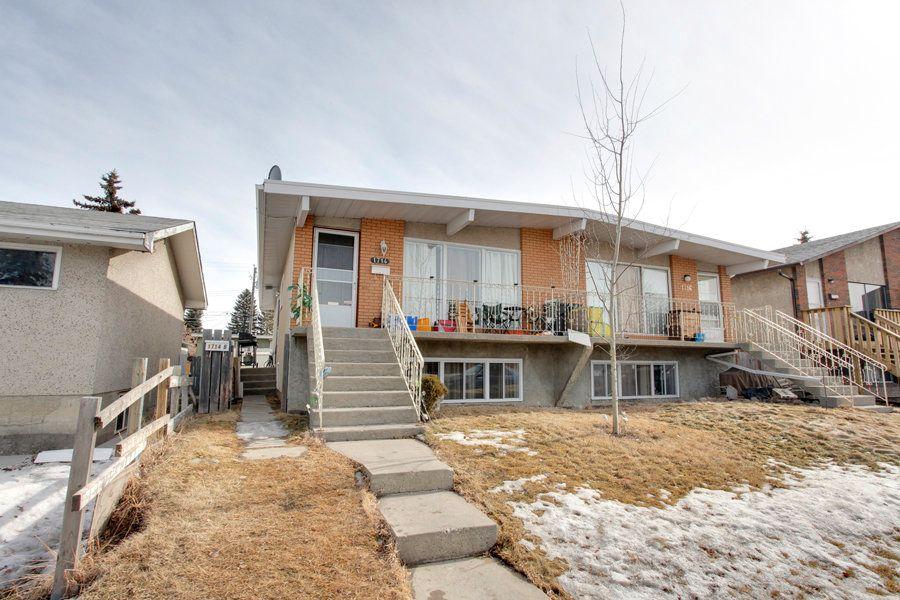 Main Photo: 1714 48 St SE in Calgary: Duplex for sale : MLS®# C3604164