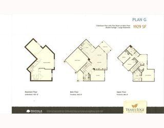 """Photo 9: 78 24185 106B Avenue in Maple Ridge: Albion 1/2 Duplex for sale in """"TRAILS EDGE"""" : MLS®# V810264"""