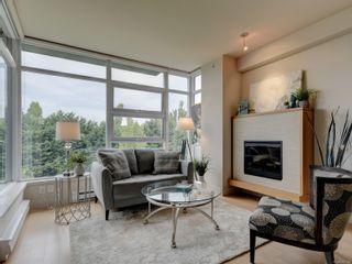 Photo 3: 409 365 Waterfront Cres in Victoria: Vi Rock Bay Condo for sale : MLS®# 887494