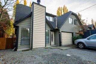 Photo 1: 21224 DEWDNEY TRUNK Road in Maple Ridge: Southwest Maple Ridge 1/2 Duplex for sale : MLS®# R2322049