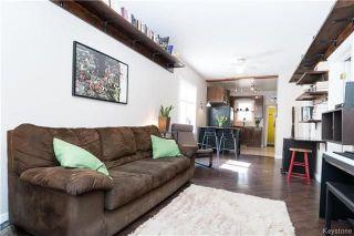 Photo 3: 626 Burnell Street in Winnipeg: West End Residential for sale (5C)  : MLS®# 1807107