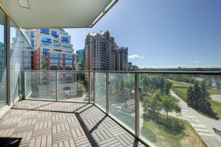 Photo 18: 611 738 1 Avenue SW in Calgary: Eau Claire Apartment for sale : MLS®# A1124476