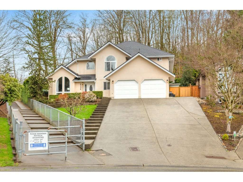 Main Photo: 4136 BELANGER Drive in Abbotsford: Abbotsford East House for sale : MLS®# R2567700