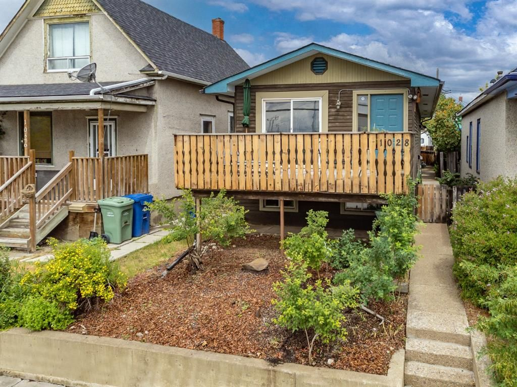 Main Photo: 1028 21 Avenue SE in Calgary: Ramsay Detached for sale : MLS®# A1151869