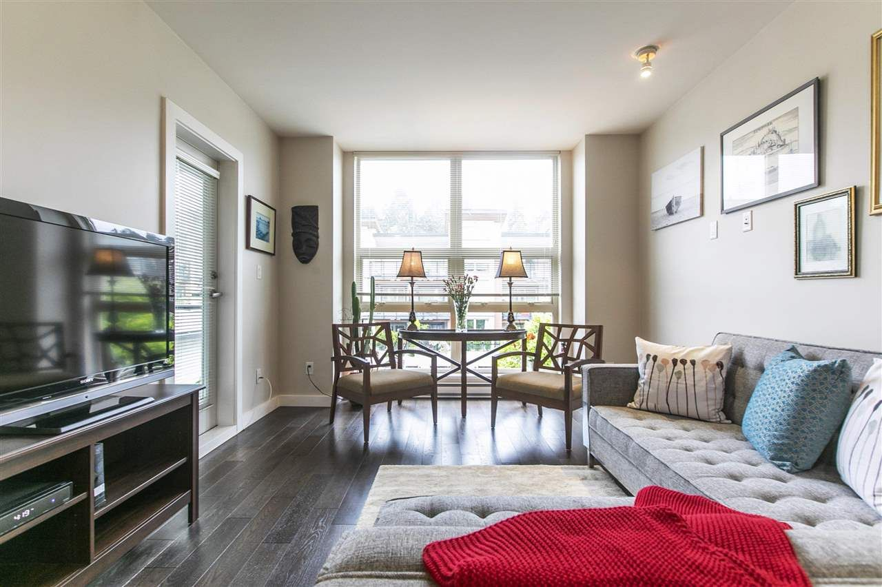 """Main Photo: 314 1182 W 16TH Street in North Vancouver: Norgate Condo for sale in """"THE DRIVE"""" : MLS®# R2575151"""
