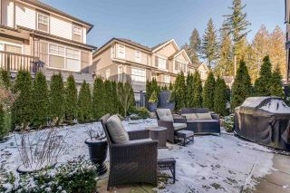 """Photo 19: 19 3461 PRINCETON Avenue in Coquitlam: Burke Mountain Townhouse for sale in """"BRIDLEWOOD"""" : MLS®# R2332320"""