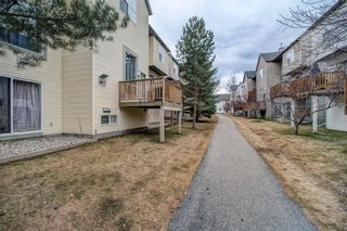 Photo 35: 312 BRIDLEWOOD Lane SW in Calgary: Bridlewood Row/Townhouse for sale : MLS®# A1046866