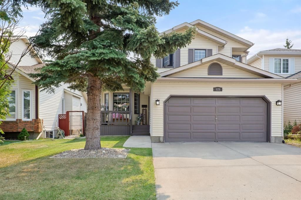 Main Photo: 125 Hidden Valley Place NW in Calgary: Hidden Valley Detached for sale : MLS®# A1133692