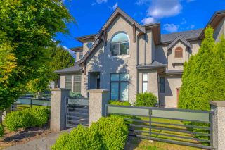 Photo 1: 808 SPERLING Avenue in Burnaby: Sperling-Duthie 1/2 Duplex for sale (Burnaby North)  : MLS®# R2590513