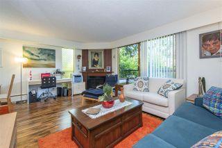 "Photo 1: 101 143 E 19TH Street in North Vancouver: Central Lonsdale Condo for sale in ""CASA BELLA"" : MLS®# R2536474"