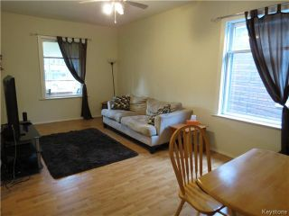 Photo 3: 386 Morley Avenue in WINNIPEG: Manitoba Other Residential for sale : MLS®# 1512453