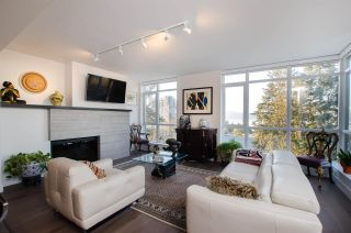 """Photo 3: 901 5989 WALTER GAGE Road in Vancouver: University VW Condo for sale in """"CORUS"""" (Vancouver West)  : MLS®# R2360139"""