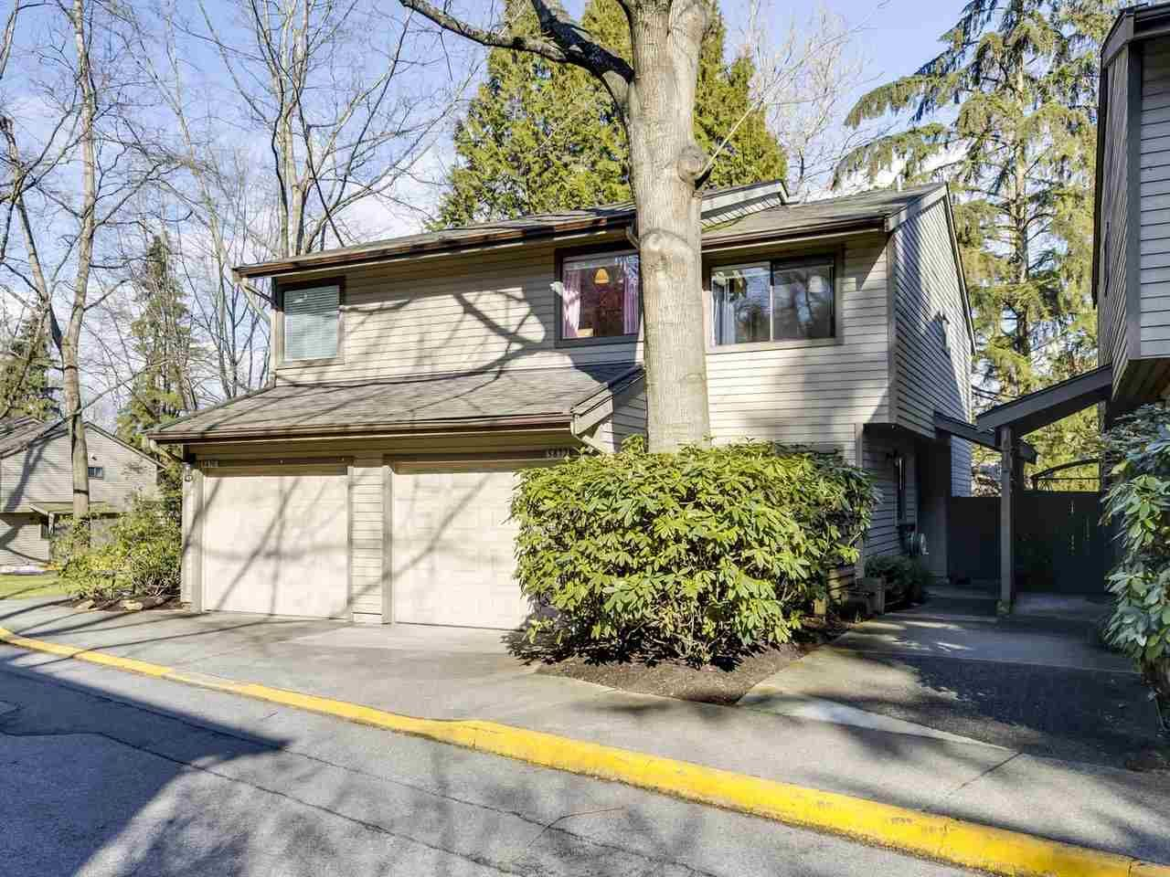 "Main Photo: 5872 MAYVIEW Circle in Burnaby: Burnaby Lake Townhouse for sale in ""ONE ARBOURLANE"" (Burnaby South)  : MLS®# R2542010"