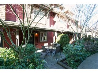 "Photo 16: 114 675 PARK Crescent in New Westminster: GlenBrooke North Townhouse for sale in ""WINCHESTER"" : MLS®# V1051664"