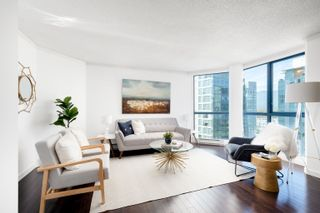 """Photo 2: 1101 1415 W GEORGIA Street in Vancouver: Coal Harbour Condo for sale in """"PALAIS GEORGIA"""" (Vancouver West)  : MLS®# R2615848"""