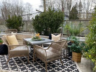 """Photo 22: 212 3638 W BROADWAY in Vancouver: Kitsilano Condo for sale in """"Coral Court"""" (Vancouver West)  : MLS®# R2543062"""