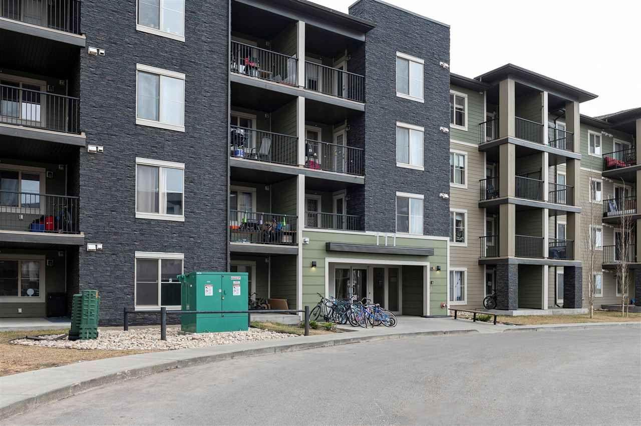 Main Photo: 315 111 WATT Common in Edmonton: Zone 53 Condo for sale : MLS®# E4242517