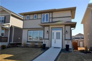 Photo 1: 18 Sablewood Road in Winnipeg: Bridgwater Lakes Residential for sale (1R)  : MLS®# 1809872