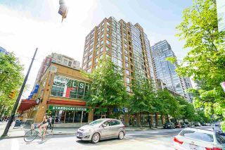"Photo 1: 607 822 HOMER Street in Vancouver: Downtown VW Condo for sale in ""The Galileo"" (Vancouver West)  : MLS®# R2455369"