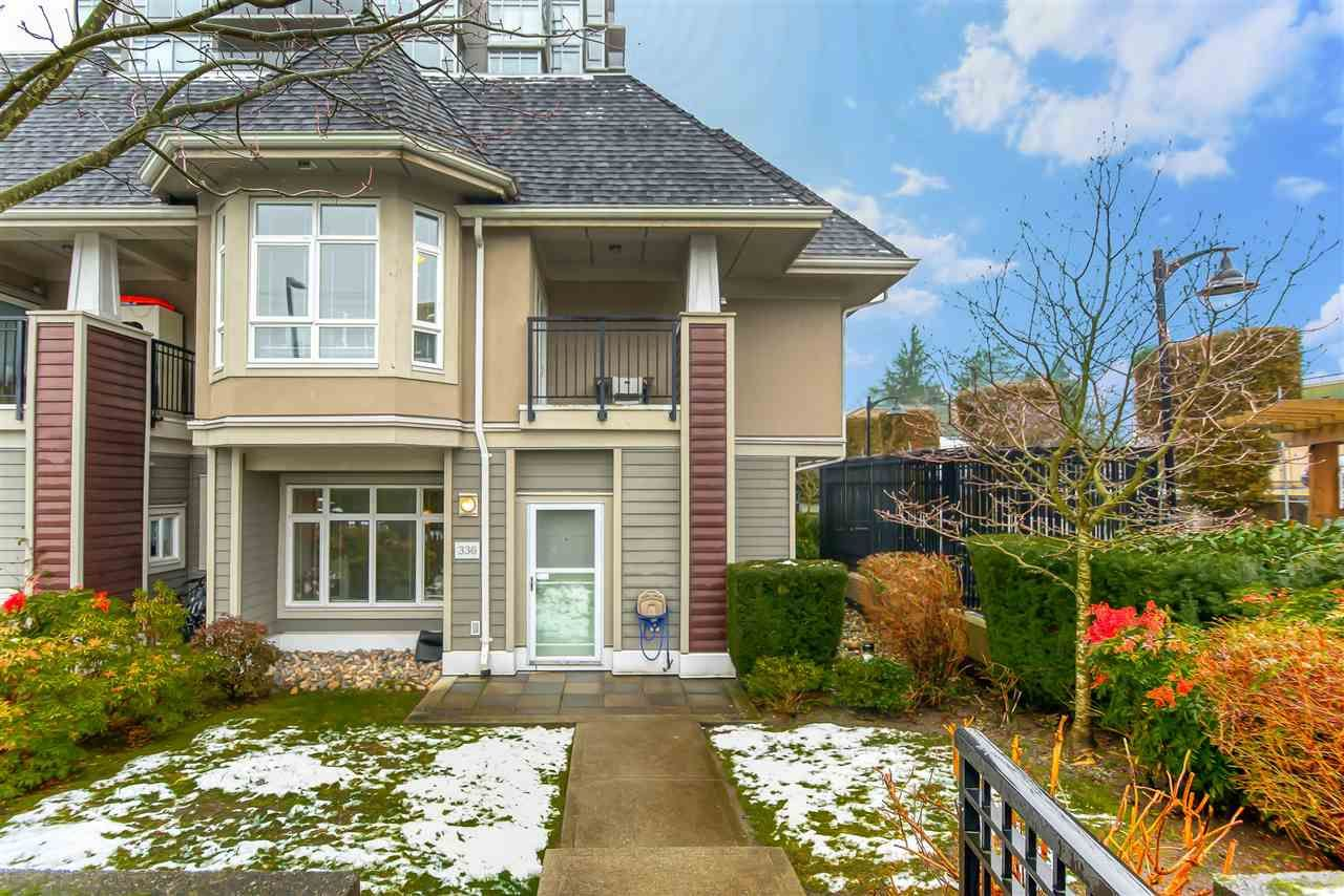 Main Photo: 336 LORING STREET in Coquitlam: Coquitlam West Townhouse for sale : MLS®# R2432451