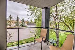 Photo 22: 209 2022 CANYON MEADOWS Drive SE in Calgary: Queensland Apartment for sale : MLS®# A1028544