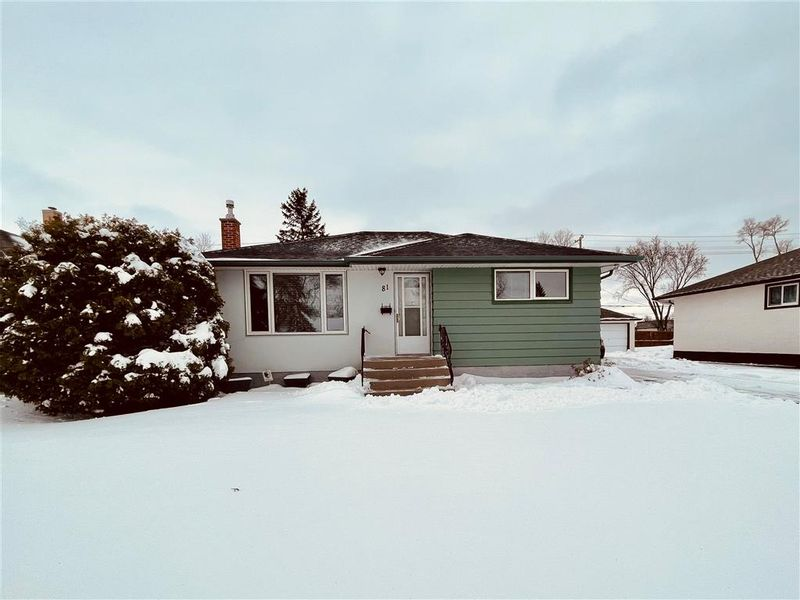 FEATURED LISTING: 81 Crestwood Crescent Winnipeg