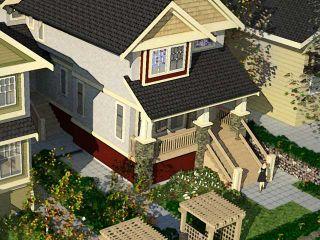"Photo 2: 1845 NAPIER Street in Vancouver: Grandview VE 1/2 Duplex for sale in ""ECHO"" (Vancouver East)  : MLS®# V857952"