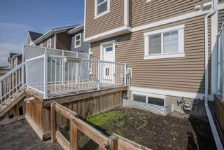 Photo 36: 122 Sunset Road: Cochrane Row/Townhouse for sale : MLS®# A1127717