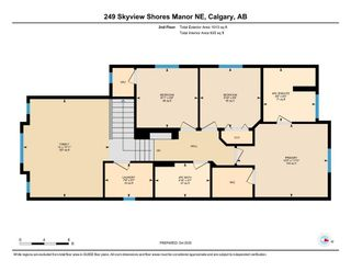 Photo 33: 249 Skyview Shores Manor NE in Calgary: Skyview Ranch Detached for sale : MLS®# A1040770