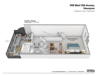 """Photo 34: 908 W 13TH Avenue in Vancouver: Fairview VW Townhouse for sale in """"Brownstone"""" (Vancouver West)  : MLS®# R2546994"""