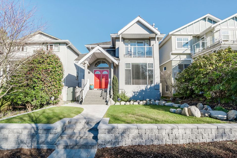 Main Photo: 1663 W 68th Ave in Vancouver: S.W. Marine Home for sale ()  : MLS®# V1106982