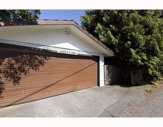 Photo 8: 4085 PUGET Drive in Vancouver: Arbutus House for sale (Vancouver West)  : MLS®# V790535