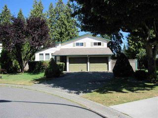 Photo 1: 21155 CUTLER Place in Maple Ridge: Southwest Maple Ridge House for sale : MLS®# R2101980