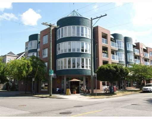 """Main Photo: 303 789 W 16TH Avenue in Vancouver: Fairview VW Condo for sale in """"SIXTEEN WILLOWS"""" (Vancouver West)  : MLS®# V774177"""