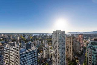 """Photo 29: 3406 1288 W GEORGIA Street in Vancouver: West End VW Condo for sale in """"Residences on Georgia"""" (Vancouver West)  : MLS®# R2603803"""