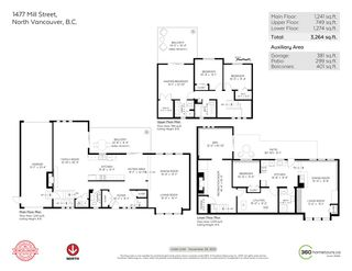 Photo 35: 1477 MILL Street in North Vancouver: Lynn Valley House for sale : MLS®# R2559317