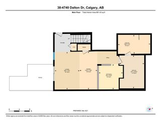 Photo 31: 38 4740 Dalton Drive NW in Calgary: Dalhousie Row/Townhouse for sale : MLS®# A1084913