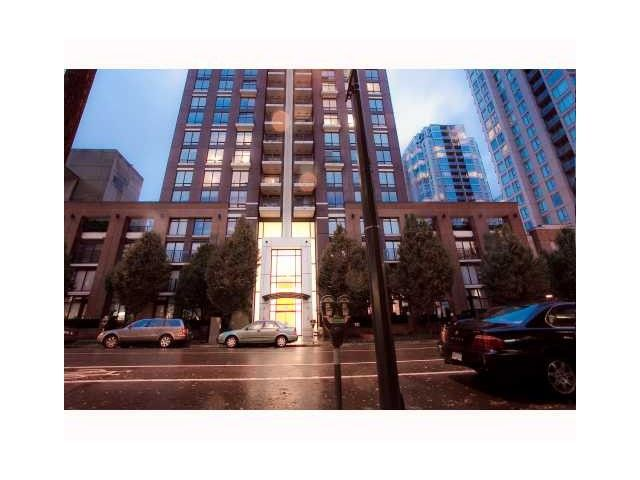 Main Photo: 904 1055 HOMER Street in Vancouver: Yaletown Condo for sale (Vancouver West)  : MLS®# V969340