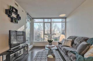 "Photo 1: 705 5900 ALDERBRIDGE Way in Richmond: Brighouse Condo for sale in ""LOTUS"" : MLS®# R2447199"
