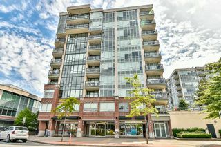 """Photo 1: 307 12069 HARRIS Road in Pitt Meadows: Central Meadows Condo for sale in """"SOLARIS AT MEADOWS GATE TOWER 1"""" : MLS®# R2186323"""