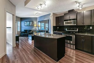 Main Photo: 2301 5605 Henwood Street SW in Calgary: Garrison Green Apartment for sale : MLS®# A1058899