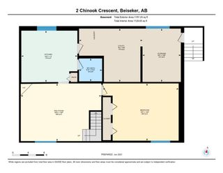 Photo 44: 2 Chinook Road: Beiseker Detached for sale : MLS®# A1116168