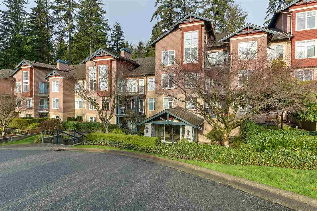 """Main Photo: 206 1144 STRATHAVEN Drive in North Vancouver: Northlands Condo for sale in """"Strathaven"""" : MLS®# R2331967"""