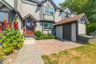 """Photo 1: 17 8431 RYAN Road in Richmond: South Arm Townhouse for sale in """"CAMBRIDGE PLACE"""" : MLS®# R2599088"""