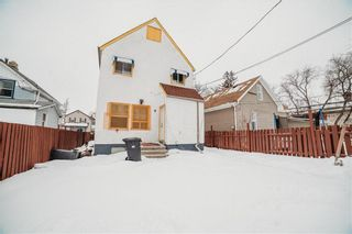 Photo 20: 546 Magnus Avenue in Winnipeg: North End Residential for sale (4A)  : MLS®# 202102165