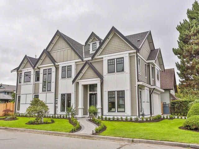 Main Photo: 4128 PETERSON Drive in RICHMOND: Boyd Park House for sale (Richmond)  : MLS®# V1138031